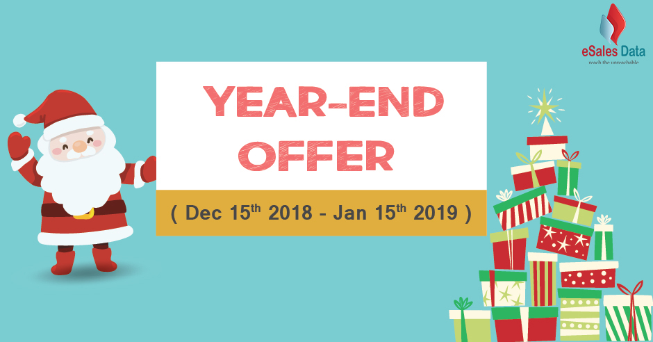 Year End Offer Banner