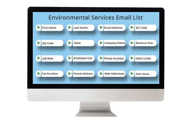 environmental services list