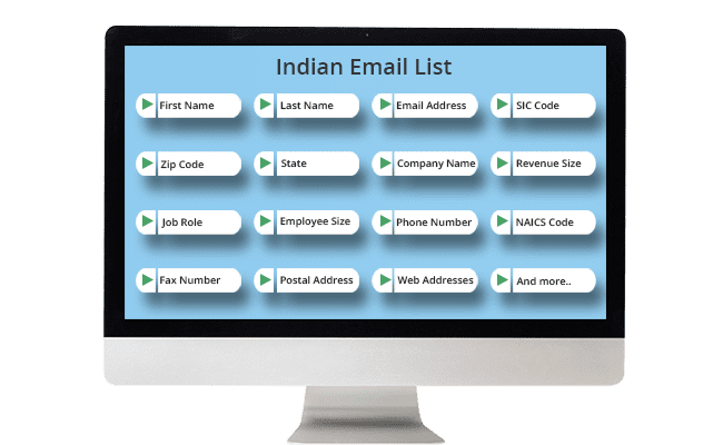 Indian Email List