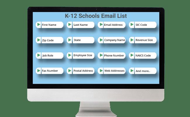 K-12-Schools List