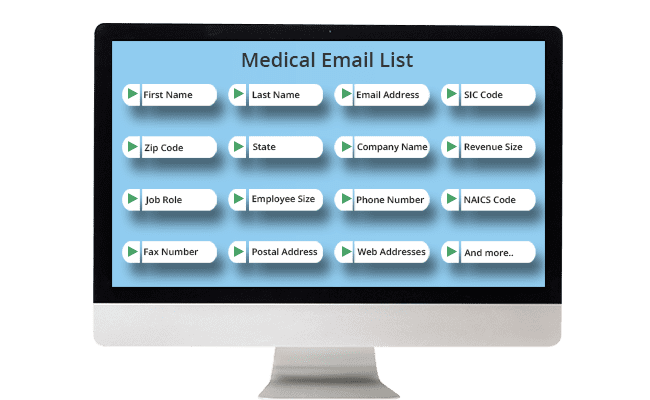 Medical Email List
