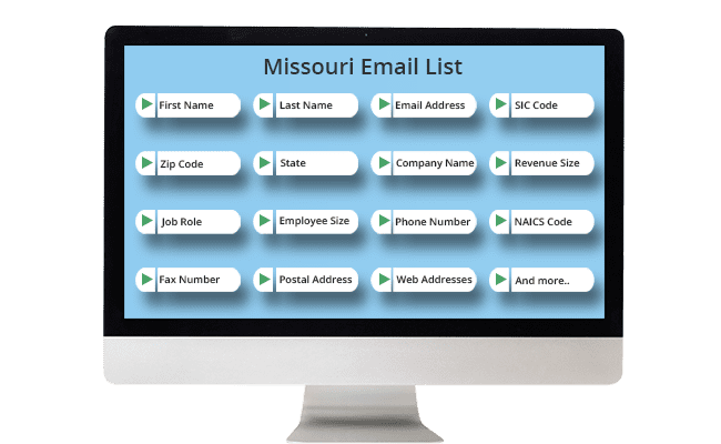 Missouri Email List