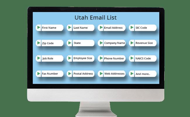 Utah Email List