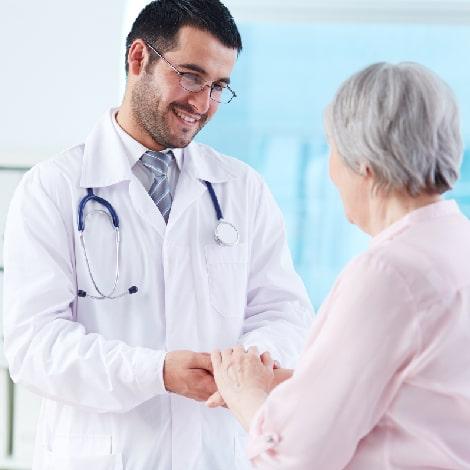 Healthcare executives list